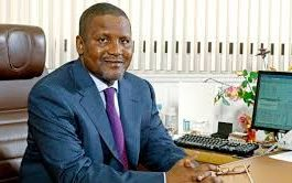 Dangote tasks Northern governors to invest more in agriculture